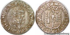 S6806 Franche Comté Besancon Charles Quint V Carolus 1619 ->Faire Offre