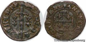 S6831 Lorraine Duché Charles III le grand 1545-1600 2 denIs Nancy