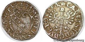 S6834 Loaine Duché de Loaine Charles IV et Nicole denI ou demi-gros