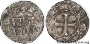 S6871 Rare Charles V denI Parisis -> Faire Offre