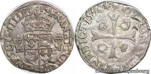 S6926 Henri III Douzain du Dauphiné 1er type 1576 Z Grenoble ->Faire Offre