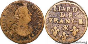 S7000 Liard Louis XIV 3e type buste âgé 1699 & Aix-en-Provence ->Faire Offre