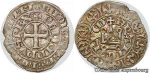 S7105 Rare Philippe VI 1328-1350 Maille blanche Argent Silver ->Faire Offre