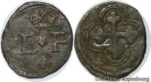 S7466 Savoie 1554-1580 Emmanuel-Philibert Quart de Sou ND ->Faire Offre