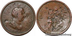 S7478 Grande-Bretagne great Britain GB UK Penny GeorgeIII 1806 ->Make offer