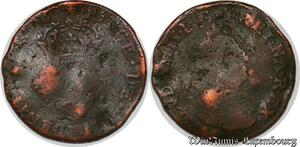 S7603 Louis XIV 4 denIs de Strasbourg 1706 BB Strasbourg ->Faire Offre