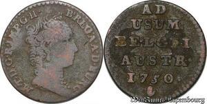 S7606 Autriche Liard 1750 Haus Habsburg Maria Theresia 1740-1780 ->Faire Offre