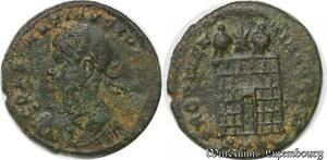 S4012 Nummus Flavius Julius Valerius Constantius César Constance II Cyzique