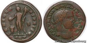 S4022 Maximinus II Daia AE Nummus, Antioch ->Faire Offre