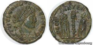 S4026 Flavius Julius Valerius Constantius César Constance II 336-337 Antioche