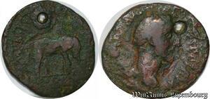 S4037 Antoninus Pius As Rome Ad 148-149 Pivs P P Tr P Xi Mvnificentia Cos IIII