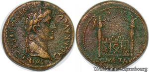 S4076 Rare As Augustus Divi Pater Rome Et Avg Lyon 10-14 ! - Faire Offre