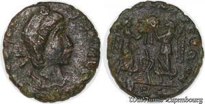S4113 Romaine  Follis Nummus à identifI ->Faire Offre
