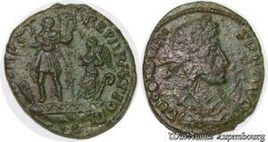 S4114 Romaine  Follis Nummus à identifI Constantinvs ->Faire Offre