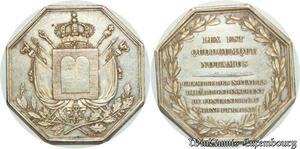 S2159 Jeton Notaires Fontainebleau Seine et Marne Argent Silver- Faire Offre