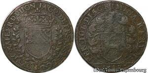S2981 Jeton Token Louis XIII Jacques De Frasans Maire Dijon 1627 - Faire Offre