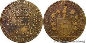 S2989 Louis XIII Jacques De Frasans Ecuyer Conseiller Du Roi 1627 Maire Dijon