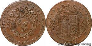 S3034 Rare Jeton Token Louis XIV Jacques Ramisse Elu TIs Etat 1704