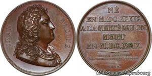 S3306 Rare Médaille Galerie Métallique Grands Hommes Francais 1817 Andrieu