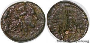 S3627 Ionien Smyrna Zeit des Mithradates VI. von Pontos 85 - 75 Hand