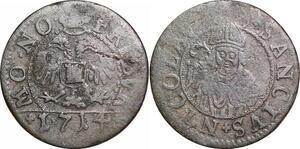 P0207 Switzerland Swiss Shilling Fribourg Friburg 1714 KM# 35  Make offer