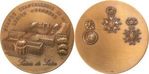 P0545 Médaille Legion Honneur Palais de Salm Prague FDC sachet mdp