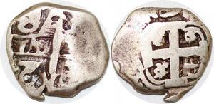 P0878 Colonial pirates Peru 2 Reales cob 76 1776 ? Silver ->Make offer
