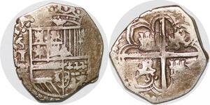 P0990 Colonial pirates Mexico Peru Venezuela Real cob Silver ->Make offer