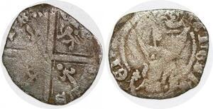 P1129 Rare Duché Aquitaine Hardi Édouard IV le Prince noir Argent ->Faire offre