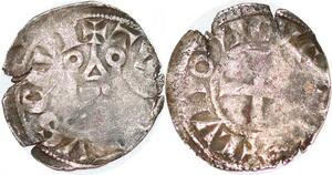 P1217 Louis IX Saint Louis denier tournois Tvronvs Civis ->Faire offre