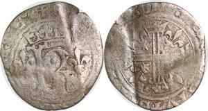 P1284 Charles VIII 1483 1498 Karolus ou dizain ->Faire offre