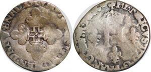 P1288 Henri II Gros de 3 blancs de Nesles 1551 A Paris ->Faire offre