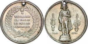 P1356 Médaille Napoleon I er 1833 Colonne Juillet ->Faire offre