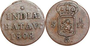 P1496 Netherlands East Indies 1 Real Carlos IV -> Make offer