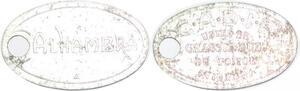 P1514 Jeton Alhambra Cadif Usine de Chasseneuil Poitou Vienne SUP ->Faire offre