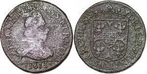 P1559 Charles I de Gonzague Liard 1613 Charleville ->Faire offre