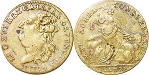P1629 Token Jeton Louis XVI Lauer Amat Aurea Conderes ->Faire offre
