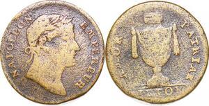 P1669 Jeton Token Napoléon Empereur Patriae Letton ->Faire offre
