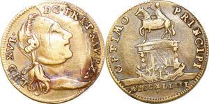 P1674 Token Louis XVI 1774 1793 Optimo Principi 1794 - Make offer