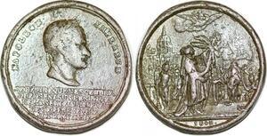 P1805 Médaille Napoléon Empereur 1840 Retours des cendres ->Faire offre