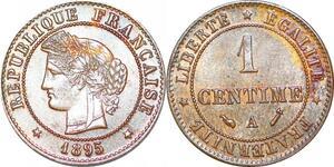 P1880 France 1 centime Cérès 1895 A Paris SPL Un Bijou !! - Faire Offre