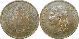 P3836 Médaille Centenaire 1789 Exposition Universelle Barre SUP -> Make offer