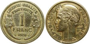 O8820 Franc Morlon Bronze Aluminium 1935 -> Make offer