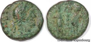 S4125 Valentinien II Maiorina pecunia Siscia 378 383 Asisc Reparatio