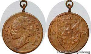 S5306 Médaille Jeton Token USA Siuol Maharba Eagle - Faire Offre