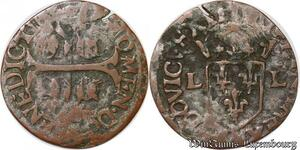 S5339 Rare Louis XII Dizain Billon ->Faire Offre