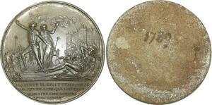 O5898 Unique Constitution Louis XVI Cauchemar 1789 Révolution desnoyers SUP