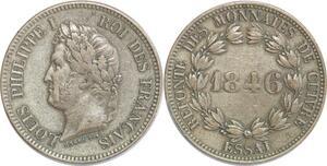 Q0396 Essai Louis-Philippe Ier refonte monnaies cuivre 1846 Paris