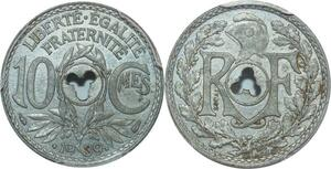 R1219 Médaille Ville Limoges Madeleine Chapsal SUP -> Make offer