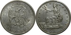 1056512 Rare France 1 Franc Charles X 1827 A Paris 4 feuilles PCGS AU55